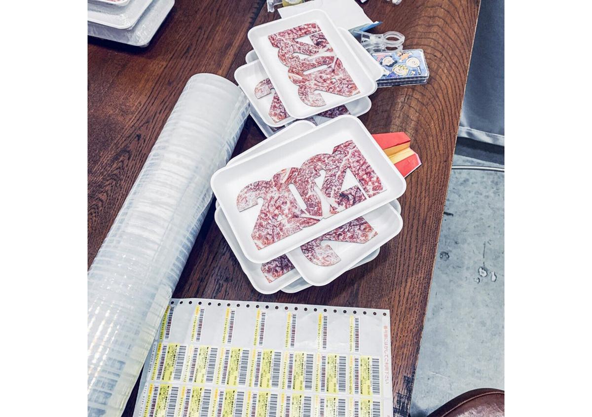 (写真32) | NECKTIE design office 千星健夫さんが作るクリエイティブな年賀状(後編) - 生田信一(ファーインク) | 活版印刷研究所