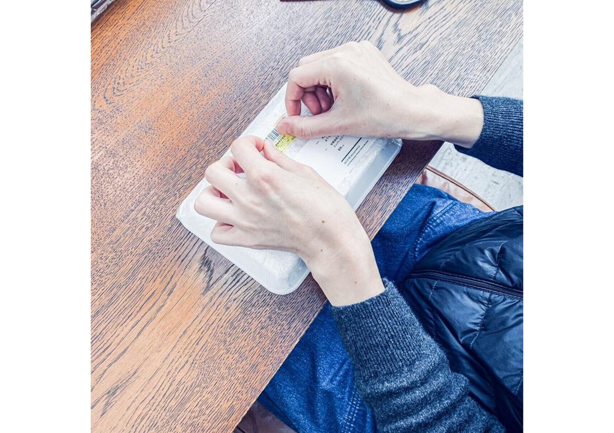 (写真39) | NECKTIE design office 千星健夫さんが作るクリエイティブな年賀状(後編) - 生田信一(ファーインク) | 活版印刷研究所