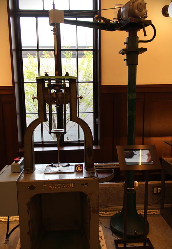 (写真13)   市谷の杜 本と活字館に行ってきました(第1回) - 生田信一(ファーインク)   活版印刷研究所