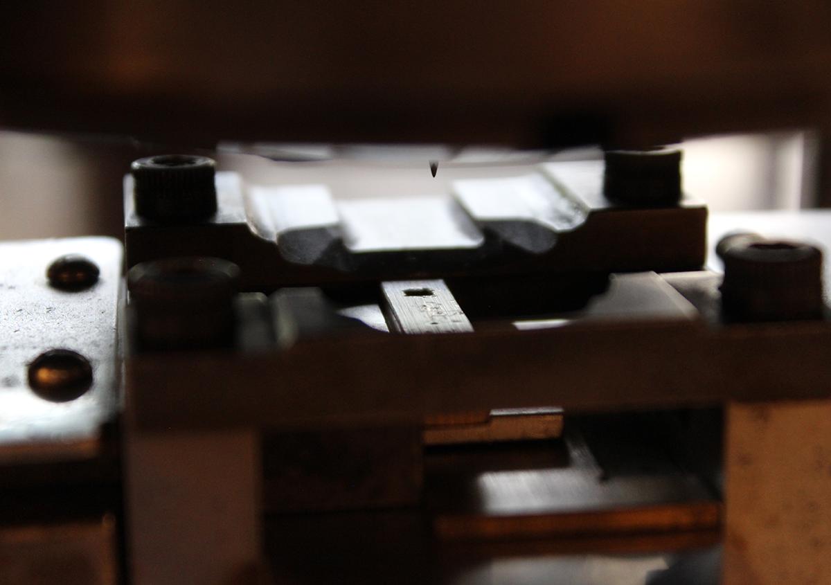 (写真16)   市谷の杜 本と活字館に行ってきました(第1回) - 生田信一(ファーインク)   活版印刷研究所
