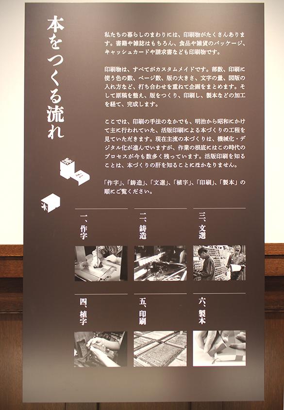 (写真3)   市谷の杜 本と活字館に行ってきました(第1回) - 生田信一(ファーインク)   活版印刷研究所